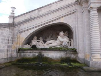 ChantillyFountain