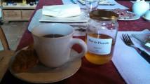 Tea with local honey