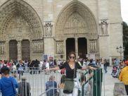 Janet in Paris