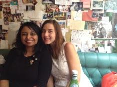 Rita and Elissa