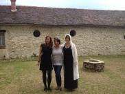 Elissa, Rita and Norma
