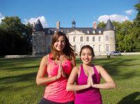 Yoga fun!