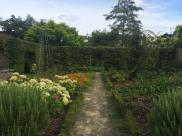 Chateau's garden