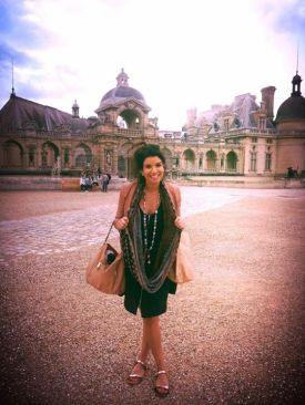 Gina in Chantilly