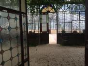 Beautiful art deco green house