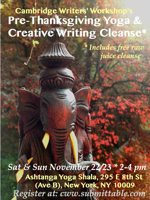 Creative writing workshops washington dc