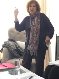 CWW Instructor Kathleen Spivack