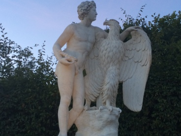 Statue at Versailles