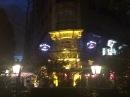 La Closerie at night