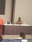 Saeed Jones at AWP
