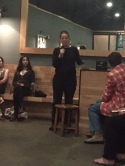 An off-site AWP reading at Wolf & Crane
