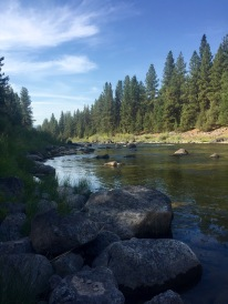 The Blackfoot River